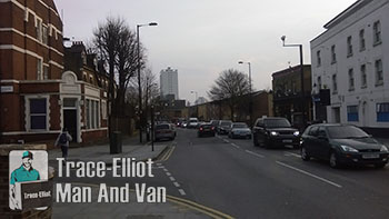 Professional man and van services - E8, Dalston