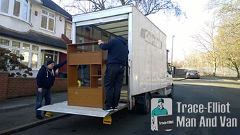 Best removal vans in Gunnersbury
