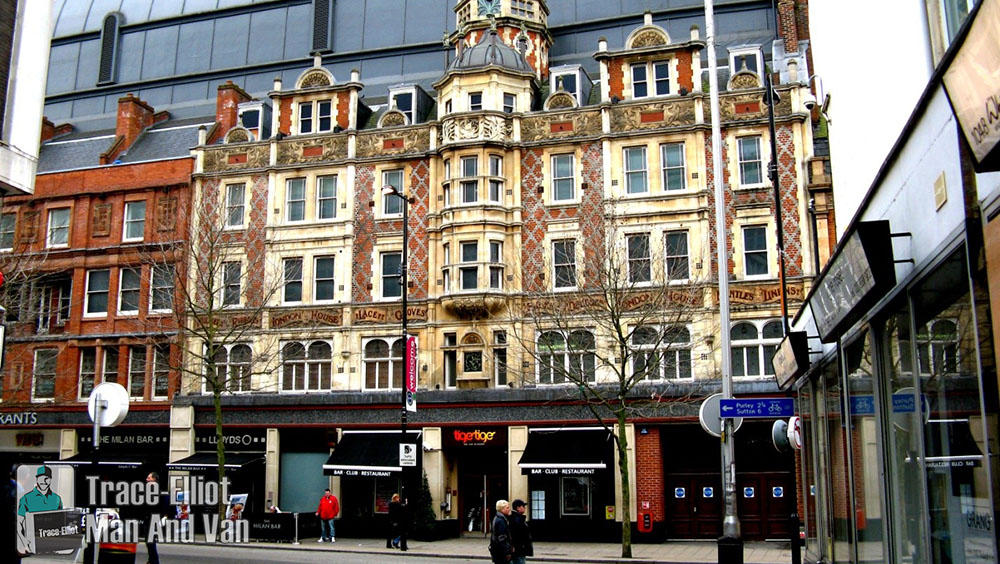 Grand Department Store in Croydon